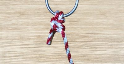 Anchor Bend Knot Step 9