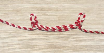 Sheepshank Knot Step 9