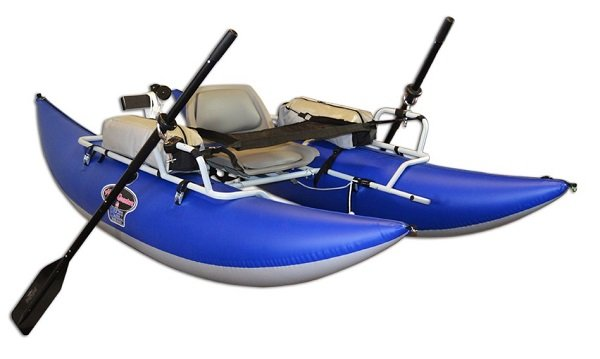 Bucks Bags High Adventure 9-Foot Pontoon Boat