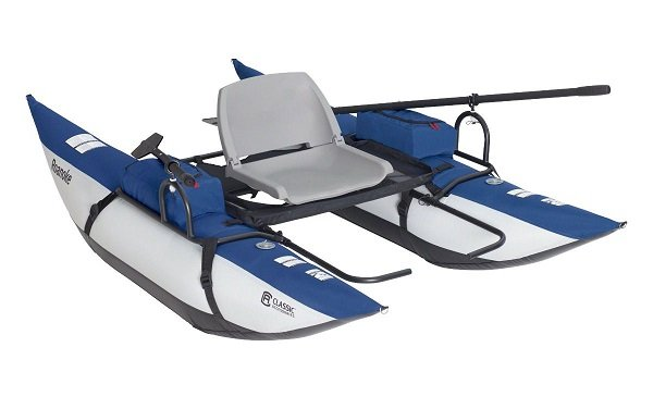 Classic Accessories Roanoke Inflatable Fishing Boat