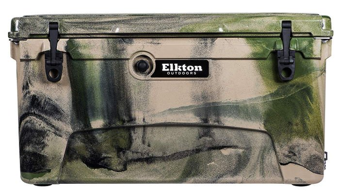 Elkton 75 Quart Roto-Molded Commercial Grade Insulated Cooler