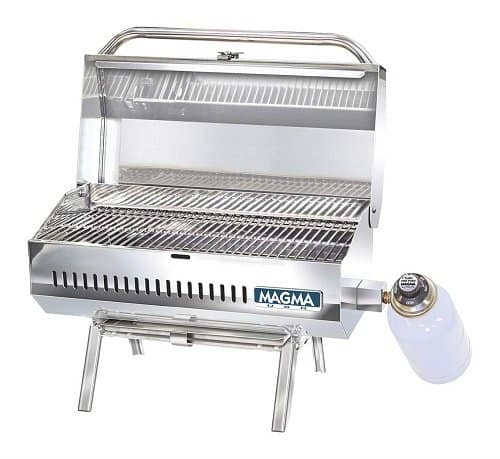 Magma Boat Grill Connoisseur Series