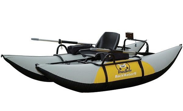 Water Skeeter Pontoon Boat