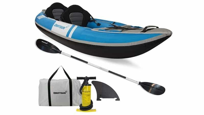 Driftsun Voyager Tandem Inflatable Kayak