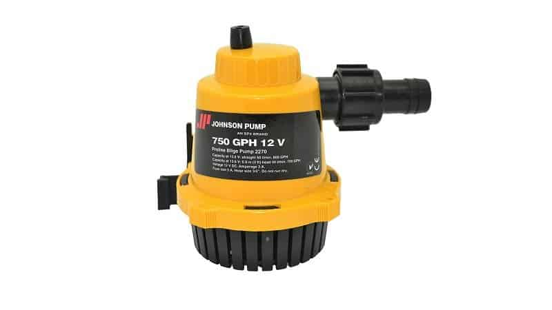 Johnson Pump 22702 Pro-Line Bilge Pump