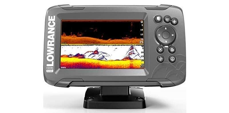 Lowrance HOOK2 Fish Finder & GPS