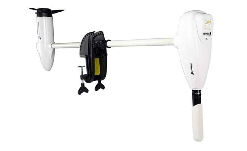 Newport Vessels L-Series Transom Mount Electric Trolling Motor For Saltwater