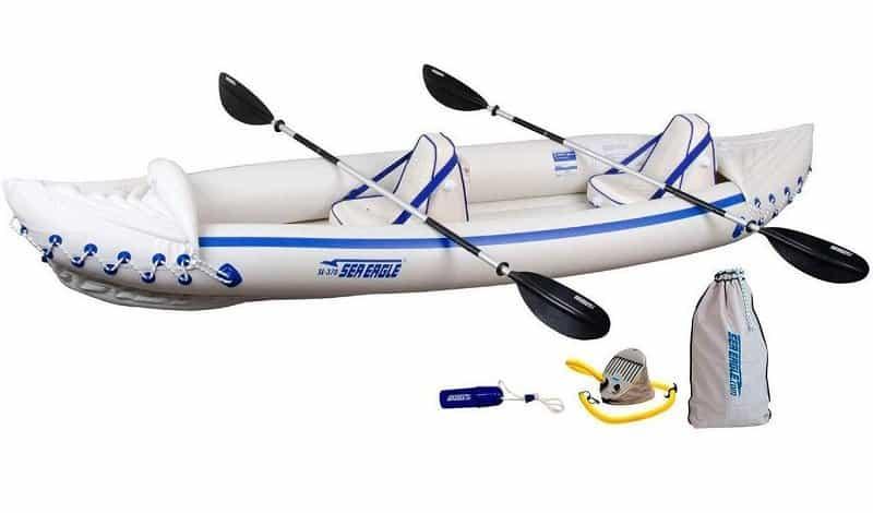 Sea Eagle SE 370 Pro 3-Person Kayak
