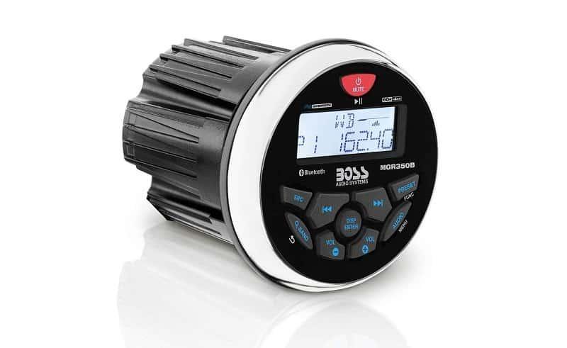 Boss Audio MGR350B Weatherproof Digital Media Player