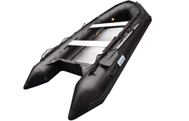 Bris 12ft Inflatable Fish Hunter Boat