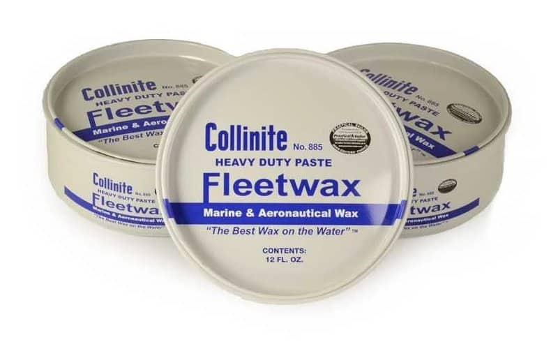 Collinite Paste Fleetwax