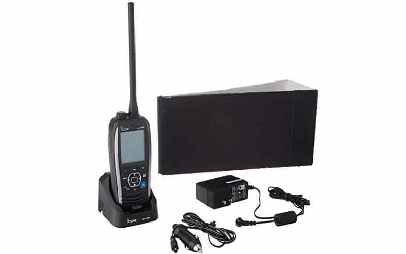 ICOM IC-M93D Marine VHF Handheld Radio