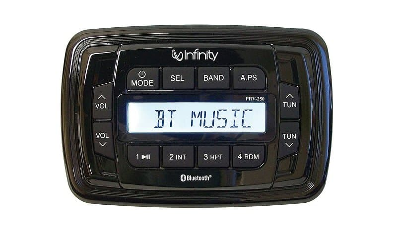 Infinity INF-PRV250 Multimedia Receiver
