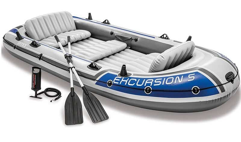 Intex Excursion 5-person Boat