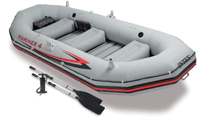 Intex Mariner 4-Person Inflatable Dinghy