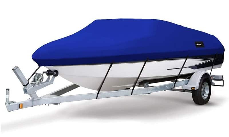 MSC Trailerable Boat Cover