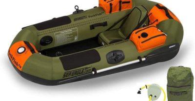 Sea Eagle PF7K Packfish Inflatable Fishing Boat