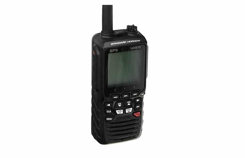 Standard Horizon HX870 Handheld VHF Marine Radio