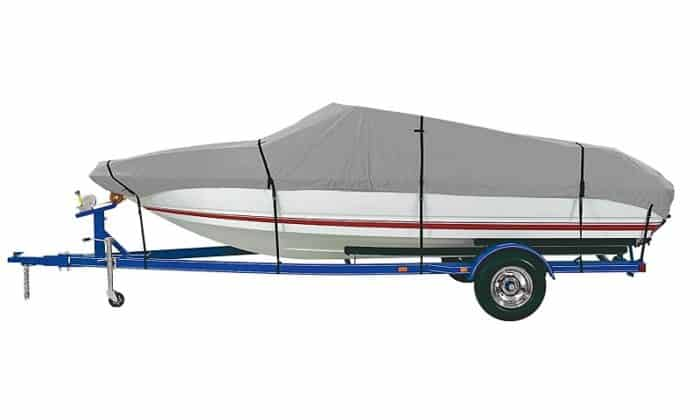 iCover Trailerable Heavy-Duty Boat Cover