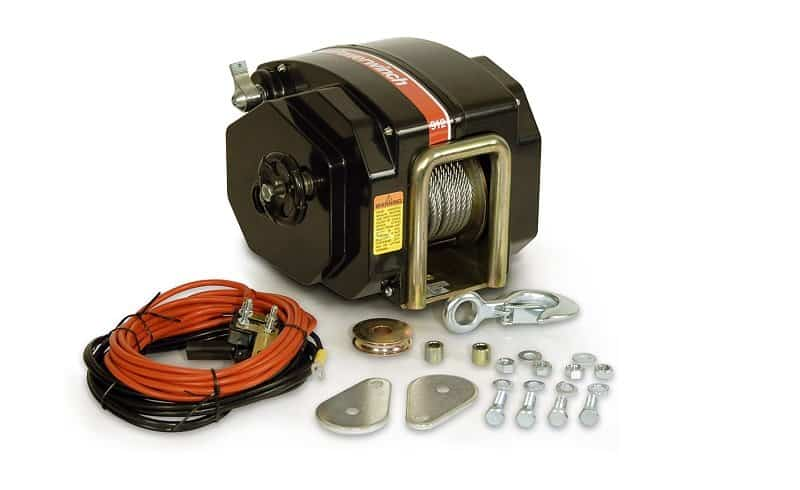 Powerwinch 912 Boat Trailer Winch