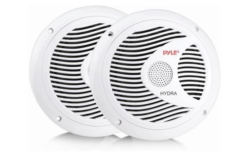 "Pyle Dual 6.5"" Boat Speakers"