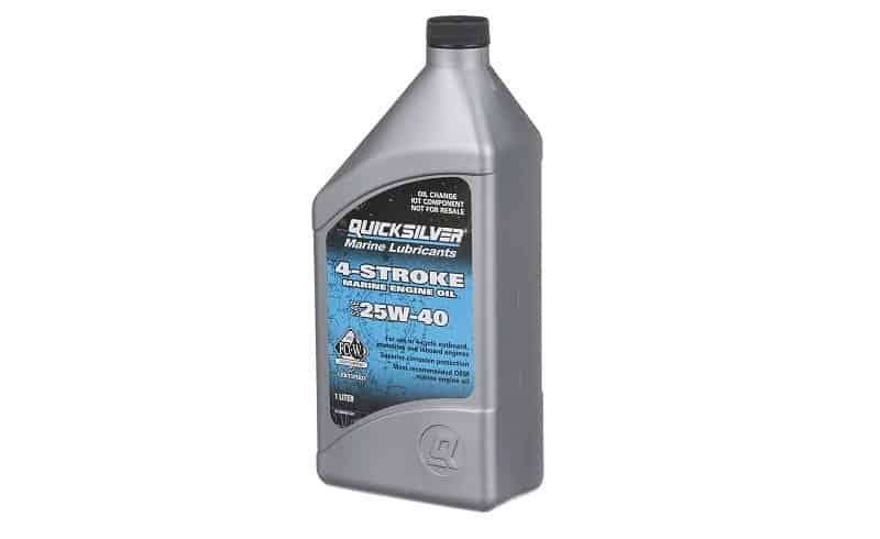 Quicksilver 4-Stroke EFI Marine Oil