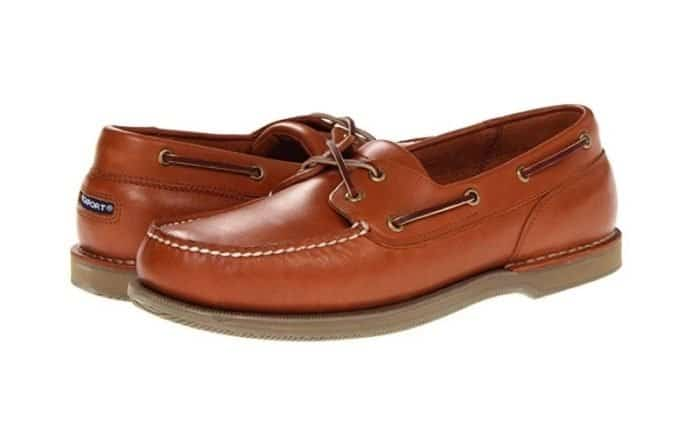 Rockport Perth Mens Boat Shoes
