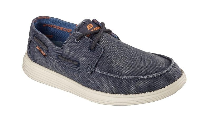 Skechers Status Melec Boat Shoes