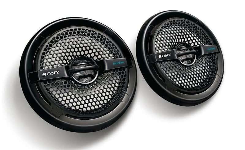 Sony XSMP1611 Speakers