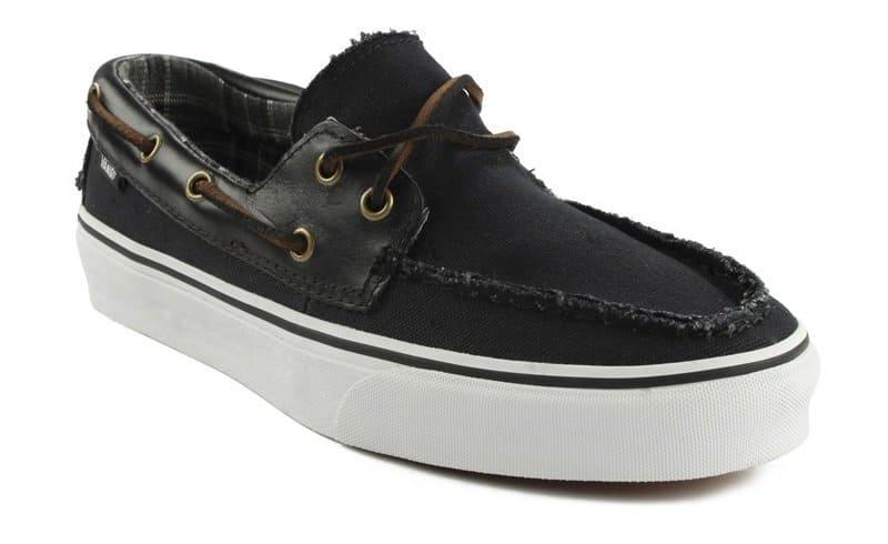 Vans Boat Shoes-Zapato Del Barca