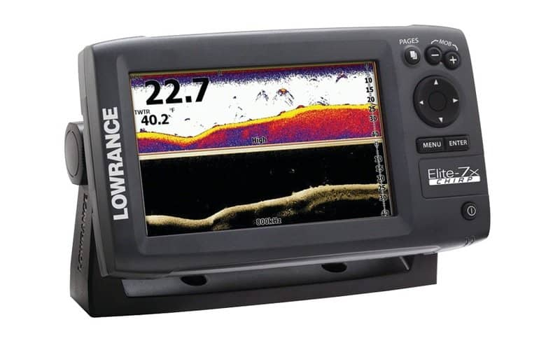 Lowrance Elite-7X Chirp Fishfinder