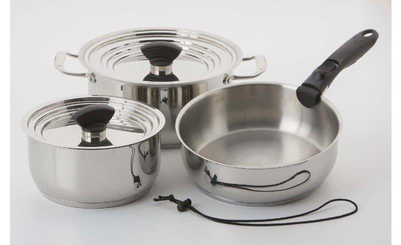 galleyware nesting cookware