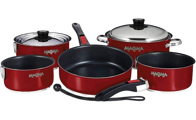 magma induction cookware
