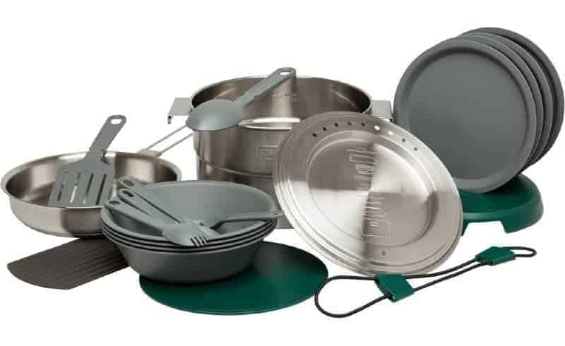 Stanley Adventure Base 4X Camp Cook Set