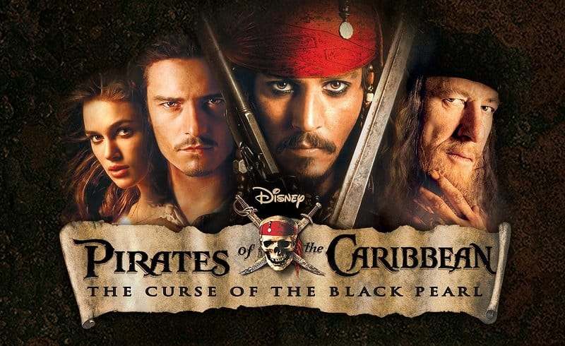 Pirates Of The Caribbean-The Curse Of The Black Pearl