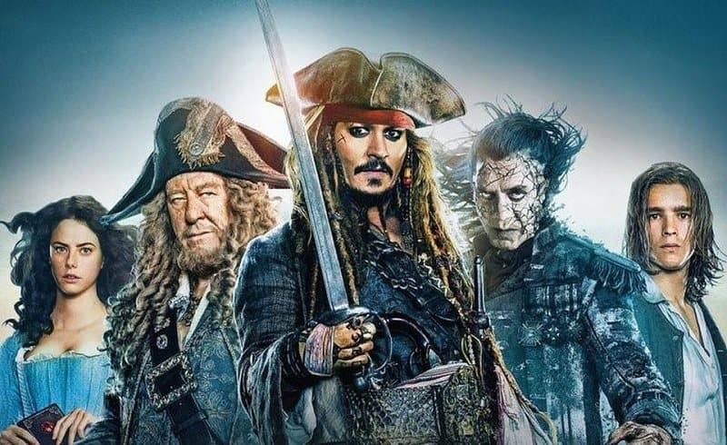 The Best Pirate Movies Of All Time