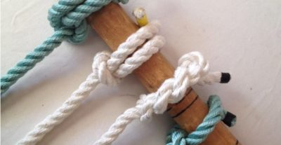 How To Tie A Halyard Hitch Knot