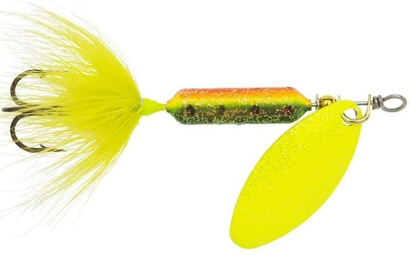 rooster tail wordens spinners baits spinnerbaits yakima