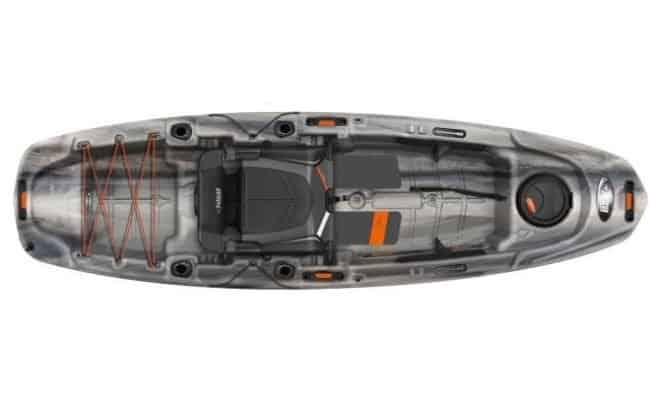 Catch 100 Angler Kayak