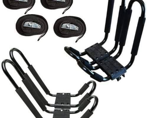 ECOTRIC J-Bar Universal Carrier