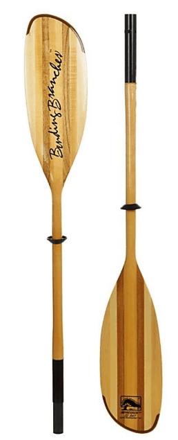 Wood Kayak Paddles