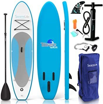 Serene Life Inflatable Paddle Board