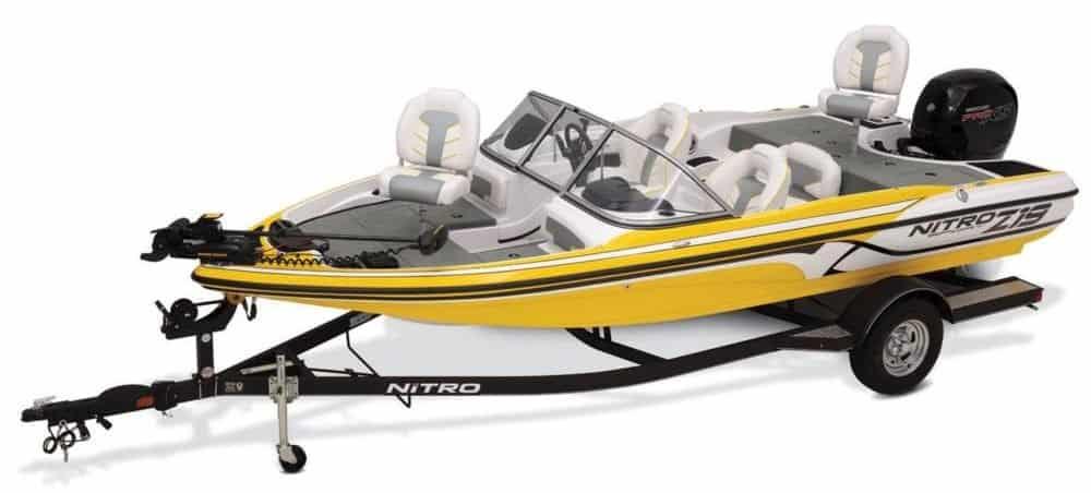Nitro Z19 Sport Boat