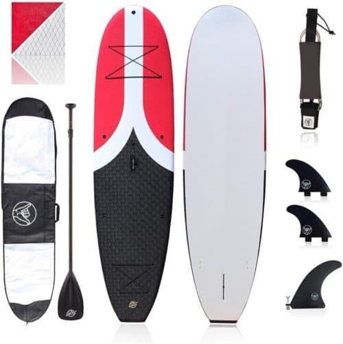 South Bay Premium Soft-Top Paddle Board