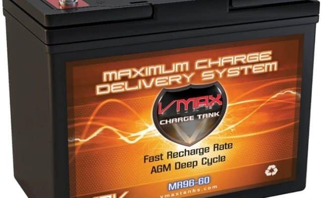 2. VMAX MR96-60 12V AGM Battery