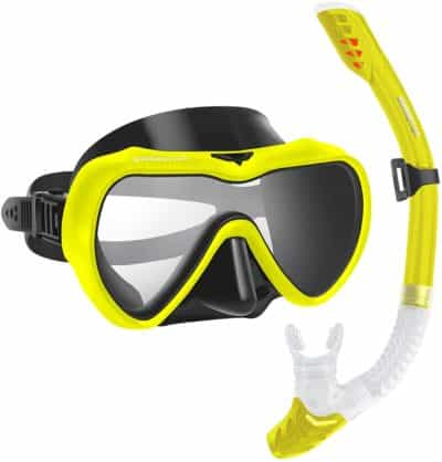 SwimStar Snorkel Set