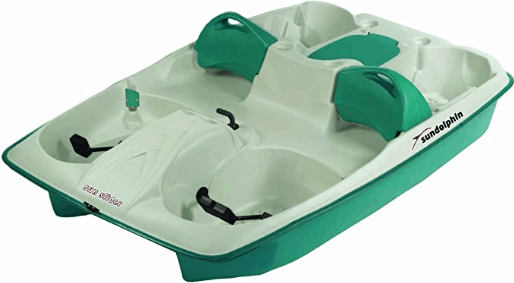 Sun Dolphin Sun Slider Adjustable Pedal Boat