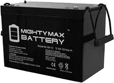 Mighty Max 12V 100Ah Battery