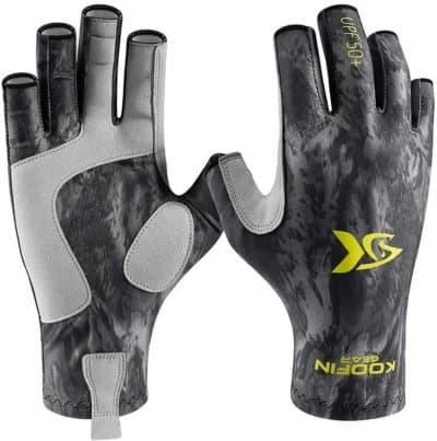KOOFIN GEAR Fishing Gloves