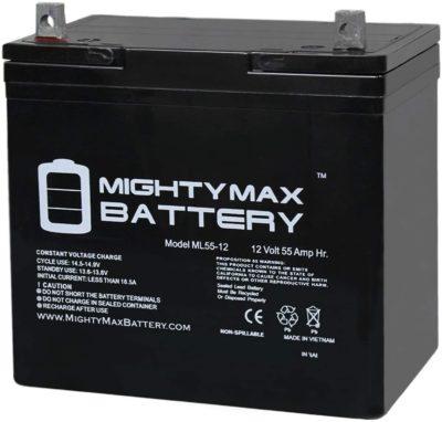 Mighty Max Battery 12V 55AhDeep Cycle Battery